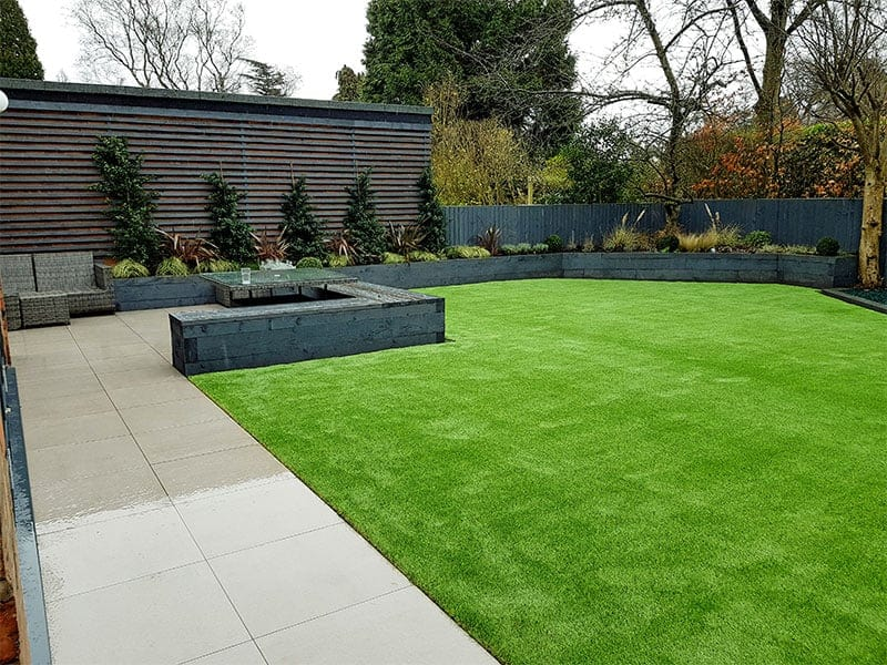 Landscaping & Artificial Grass Services Gallery | G Jones