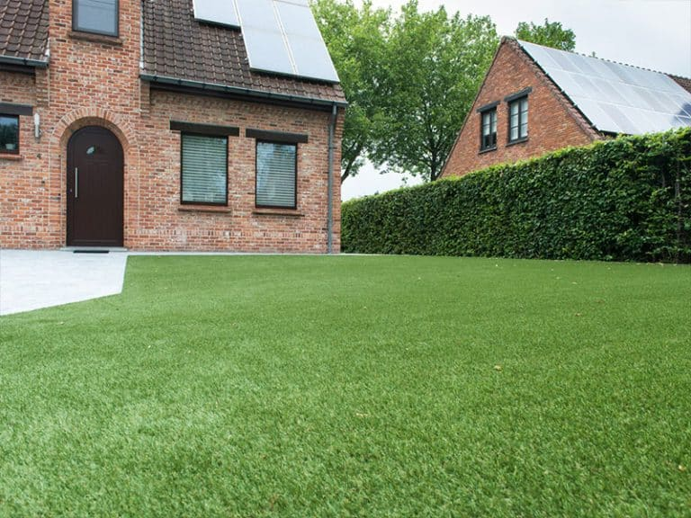 Artificial lawn in Altrincham
